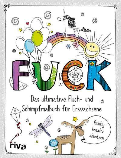 Schimpfmalbuch - FUCK
