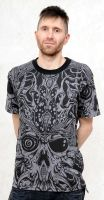 T-Shirt  Biomekanik schwarz