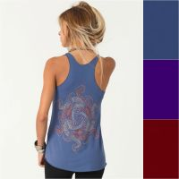 Top Vortex | blue | purple | wine