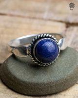 Ring Luna | Lapislazuli