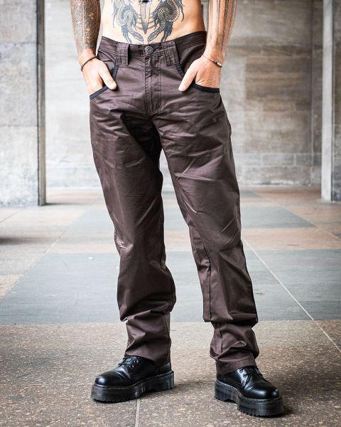 Hose Dexter | braun