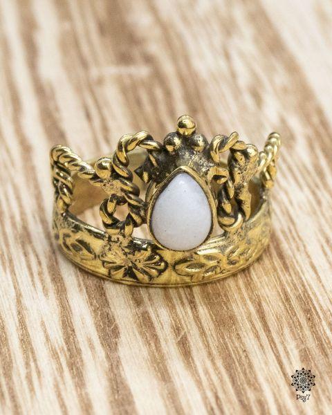 Ring Corona   Calcit
