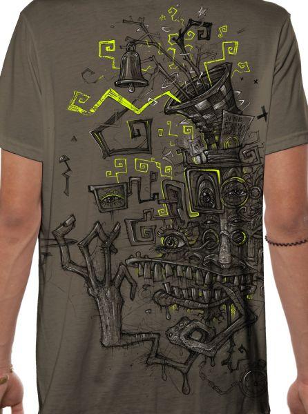 T-Shirt Mad Hat | rock