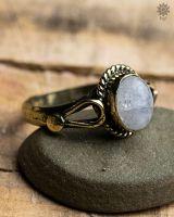 Ring Urtica | Bergkristall
