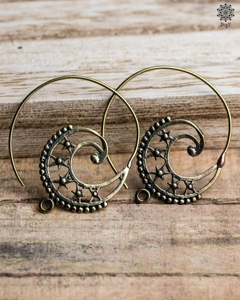 Ohrringe | Spirale #4