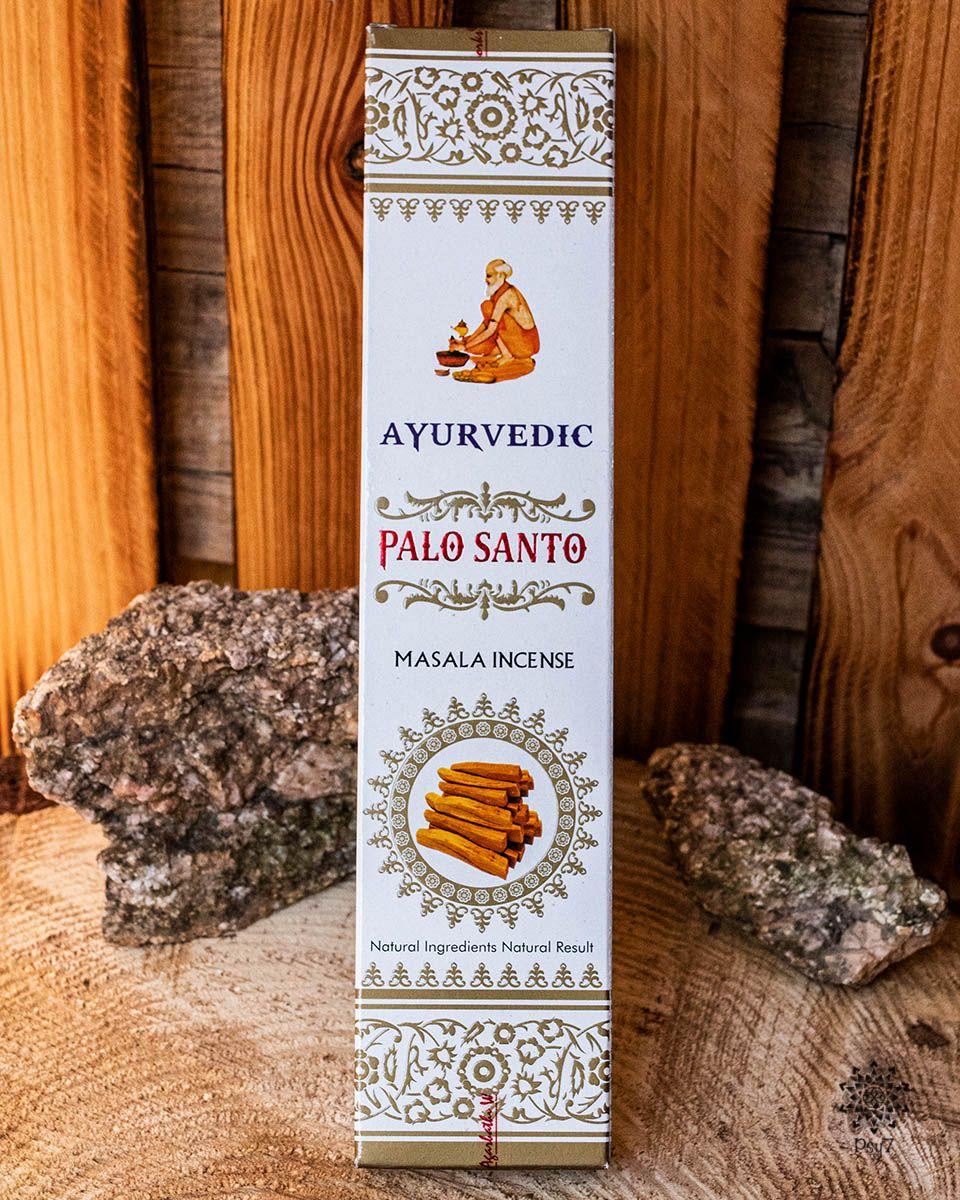 Räucherstäbchen   Ayurvedic Palo Santo Masala