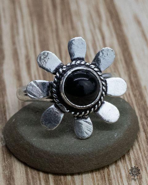 Ring Khilana   Obsidian