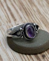 Ring Ferun silber | Amethyst