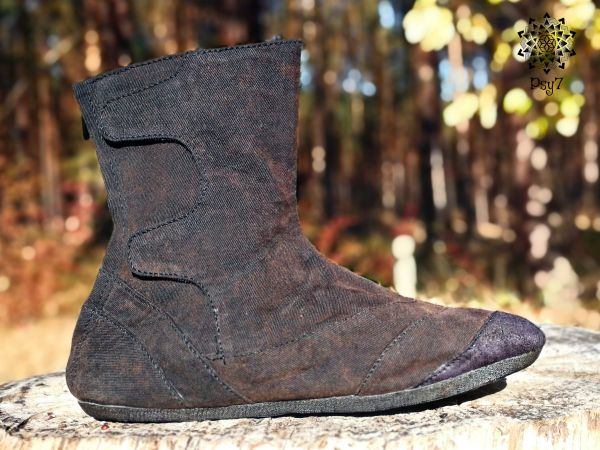 Ninja Shoes | Low Cut - Budo Tabi - black