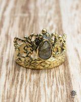 Ring Corona | Labradorit