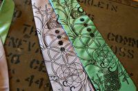 Krawatte - Seed Of Life
