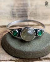 Ring Chandi | Labradorit #1