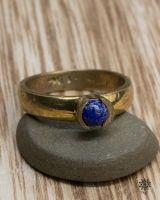 Ring Amun | Lapislazuli