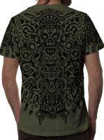 T-Shirt Bonez |  olive