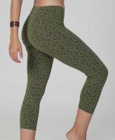 Leggings Molecule | olive