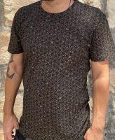Fullprint T-Shirt | Beez - schwarz