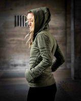 Pixie Zipfeljacke | grün