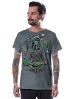 T-Shirt Saboosh | grey wash