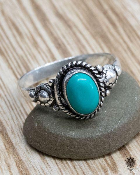 Ring Kyrn | Türkis
