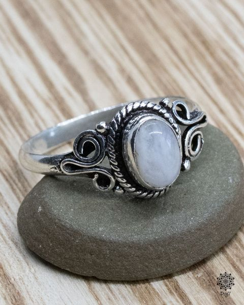Ring Irmin | Bergkristall