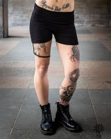 Gaya Shorts - schwarz