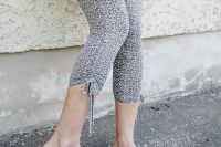 Leggings - Transparent | Triangular