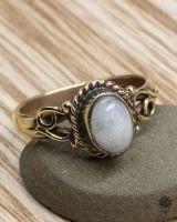 Ring Falarun | Mondstein