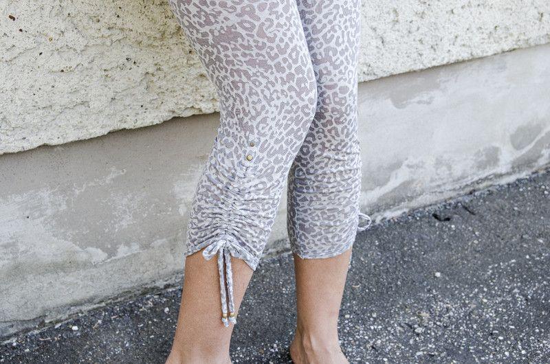 Leggings - Transparent   LEO