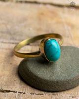 Ring For | Türkis