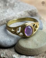 Ring Pileago | Amethyst