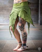 Zipfelrock | Furrina - grün