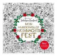 Johanna Basford - Mein wundervolles Weihnachtsfest