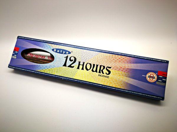Räucherstäbchen Satya | 12 Hours