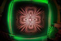 Wandtuch -  Bettüberwurf big crazy Vision