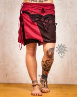 Wickelrock | Pagan Bordeaux