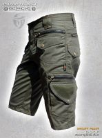 Shorts Doof dark olive