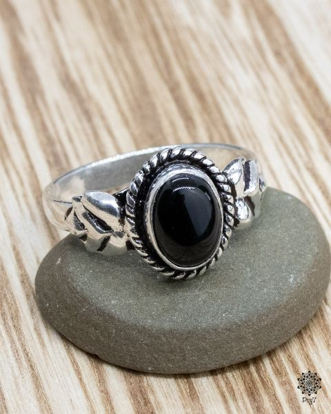 Ring Rani   Achat-Schwarz