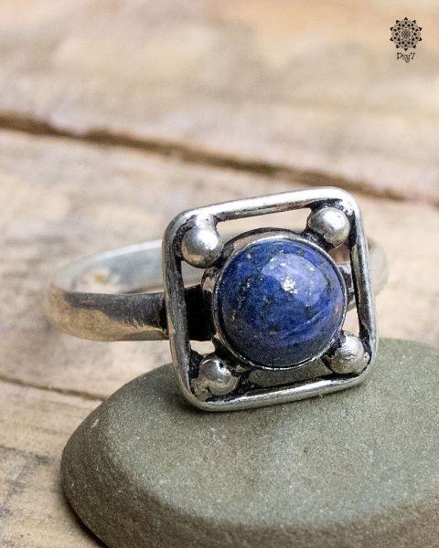 Ring Linus   Lapislazuli