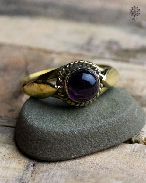 Ring Lepus | Amethyst