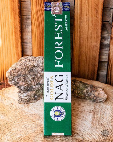 Räucherstäbchen | Golden Nag - Forest