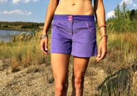 Cord - Shorts | lila