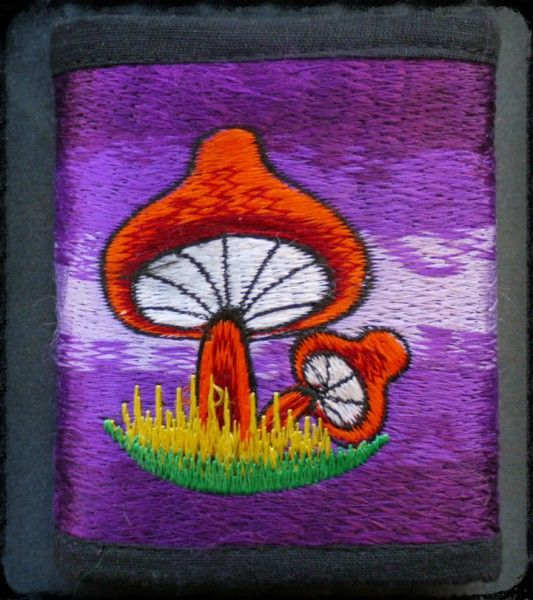 Portemonnaie Magic Mushroom