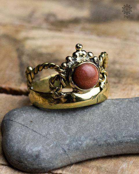 Ring | Corona Goldfluss