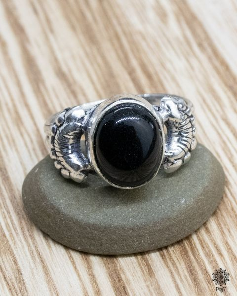 Ring Lifa | Obsidian