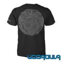 Bio T-Shirt Phosphoresphere black | UV-aktiv