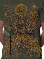 T-Shirt Abualita | stone