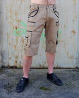 Cargo Shorts | Bonesaw khaki