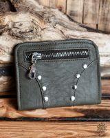 Portemonnaie - Geldbeutel | Ubasti #5 - dunkelgrün