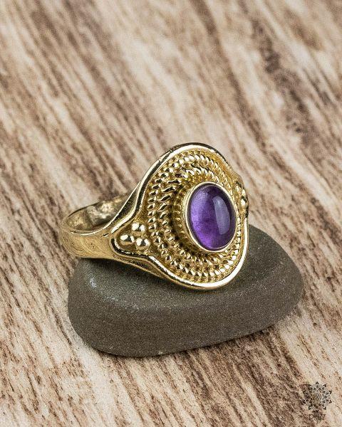 Ring Einar | Amethyst