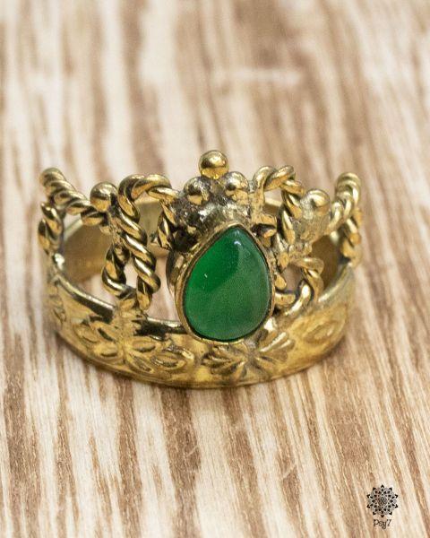 Ring Corona | Glas